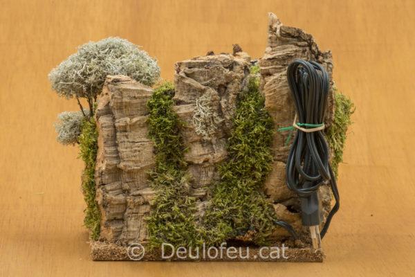 Cova per a figures de col·leccions de 5cm