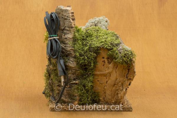 Cova per a figures de col·leccions de 5-8 cm