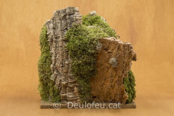 Cova per a figures de col·leccions de 12cm