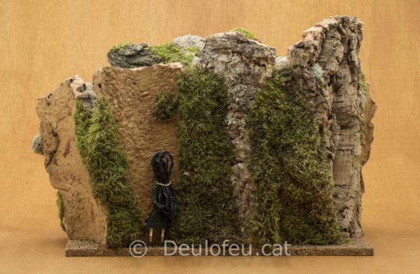 Cova per a figures de col·leccions de 14cm
