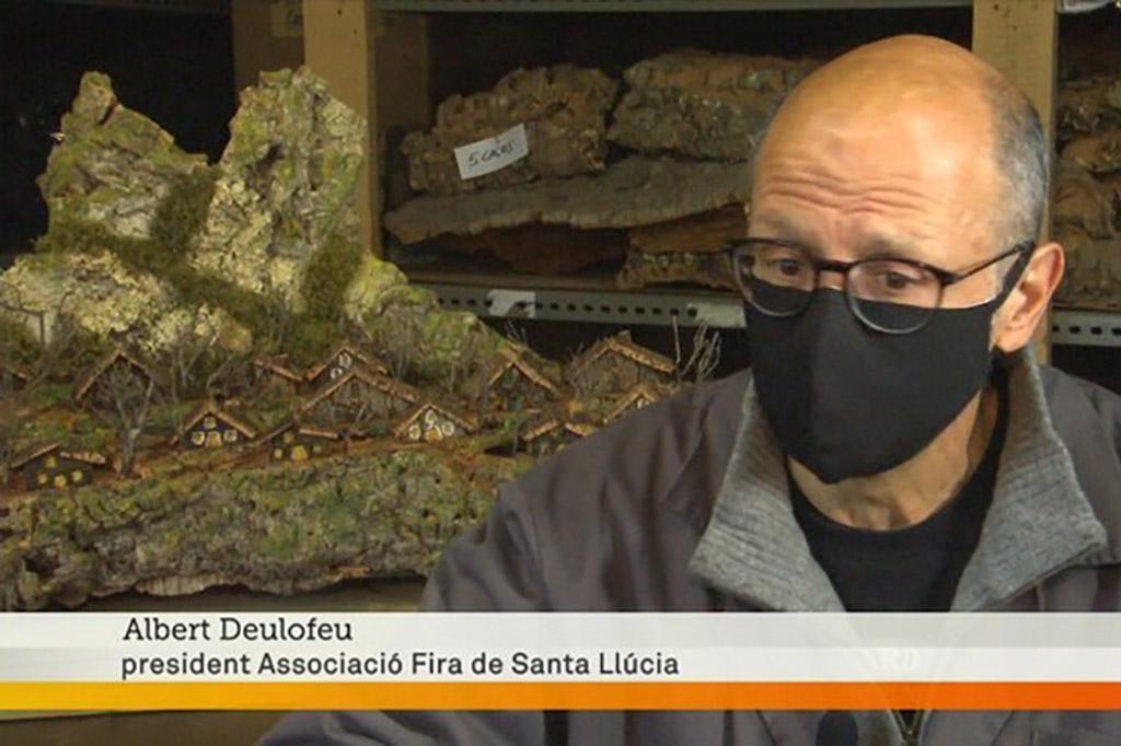 Les Fires de Nadal s'adapten a les exigències de seguretat per la pandèmia